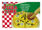 Real Wood Toys - Pizza Time - Slice & Serve Play Pizza by Real Wood Toys