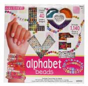 Make it Mine Kid's Alphabet Beads Jewellery Making Kit