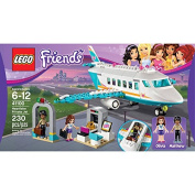 Friends Heartlake Private Jet Building Toys , 41100