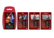 Star Wars Episode 7 Force Awakens Top Trumps Card Game   Educational Card Games