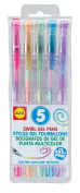 ALEX Toys Artist Studio 5 Swirl Gel Pens
