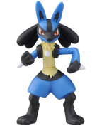 Takaratomy SP-20 Official Pokemon X and Y Lucario Figure