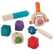 Plan Toys 569800 Creative Dough Set Playset