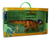 CollectA Parasaurolophus Toy in Window Box