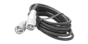 Procomm PP8X25 7.6m Rg8X Cable with Pl259s by ProCom
