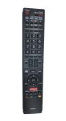 econtrolly New Replaced Remote GA890WJSA fits for Sharp Aquos TV Remote Control GB004WJSA GA935WJSA GB005WJSA