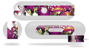 Grungy Flower Bouquet Decal Style Skin - fits Beats Pill Plus