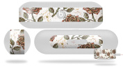 Flowers Pattern Roses 20 Decal Style Skin - fits Beats Pill Plus