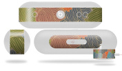 Flowers Pattern 03 Decal Style Skin - fits Beats Pill Plus