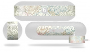 Flowers Pattern 02 Decal Style Skin - fits Beats Pill Plus