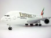 Airbus A380 (A380-800, A-380) Emirates 1/200 Scale Model Aeroplane