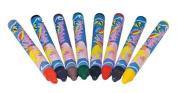 Goki Wax Arts-Craft Fabric Crayons