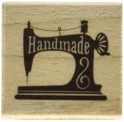 Inkadinkado Handmade Sewing Mounted Rubber Stamp, 3.8cm by 3.8cm