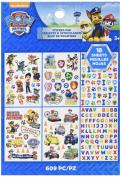 EK Success 53-04036 Paw Patrol Sticker Pad, Multicolor