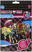 Sandylion Monster High 4 Page Pad Stickerland