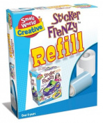 Small World Toys Creative - Sticker Frenzy Refill