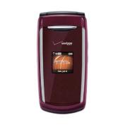 Verizon PCD Escapade Replica Dummy Toy Phone, Dark Red