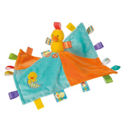 Mary Meyer Taggies Duck Character Blanket