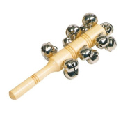 Toys Pure Jingle Stick Musical Toy with 13 Clamps