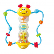 PlayGo Caterpillar Rattle