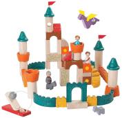 Plan Toys Fantasy Blocks Building Kit
