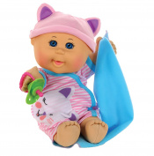 Cabbage Patch Kids 32cm Naptime Babies - Bald/Blue Eye Girl