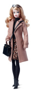 Barbie Fashion Model Collection Doll, Camel Coat
