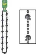 Football Beads (black)