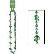 Football Beads (green)