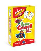 Super Genius - First Words