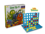 Master Line Up 4 Game, Connect Four Of Your Colour To Win, Fun Popular Board Game, Great Gift Idea.