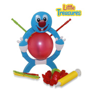 Booming Balloon game poke the balloon until it clicks but try not to pop it! This game keeps you on your edge, fun game