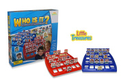 Little Treasures Guess Who It Is, Mystery Solving Game,  .   and Up