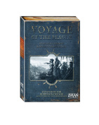 Robinson Crusoe Voyage of The Beagle Board Game