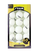 STIGA 1-Star Table Tennis Balls