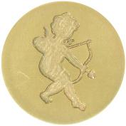 Manuscript Pen 728CHRB Large Decorative Seal Coin, 2.5cm , Cherub