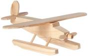Darice GC100 Pontoon Plane Wood Kit