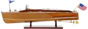 Old Modern Handicrafts Christ Craft Runabout, Medium