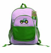 John Deere by Scene Weaver Pink Backpack