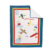Amity Home Aeroplanes Quill, Baby, Multicolor