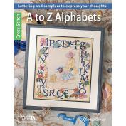 Leisure Arts A to Z Alphabets