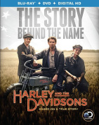 Harley and the Davidsons [Region 1] [Blu-ray]