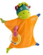 Miniland Moogy Baby Blanky Toy