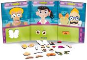 Miniland Crazy Face Toy