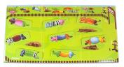 Miniland Crazy Zoo Toy