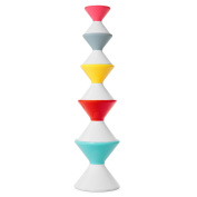 Kid O Stack and Roll Cones Toy