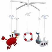 Handmade Crib Mobile Creative Baby Mobile Baby Toy, Crib Decorations