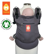 Hana baby carrier - organic cotton front and back carrier