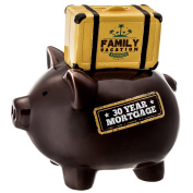 Prinz 6620-6002 30 Year Mortgage - Family Vacation Piggy Bank