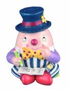 Belleek UNIV25029 Humpty Dumpty Figure Money Box, 16cm , Multicolor